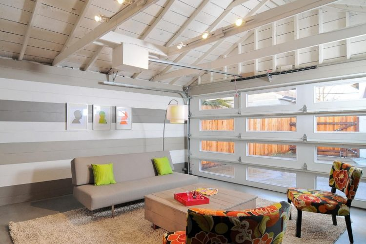 Garage Remodel to Increase Your Living Space